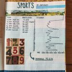 Sports – in je bulletjournal